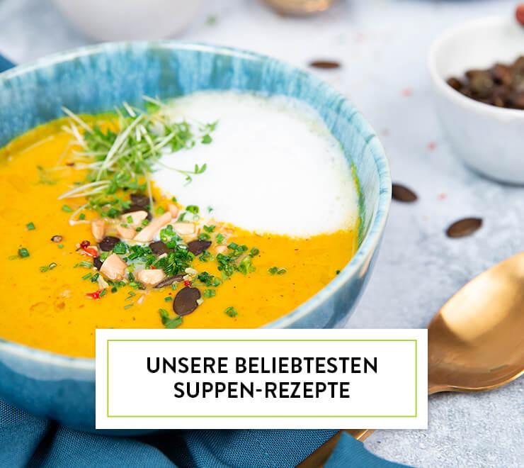 Suppen-Rezepte