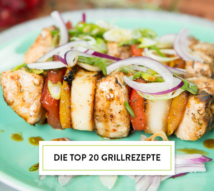 Top 20 Grillrezepte