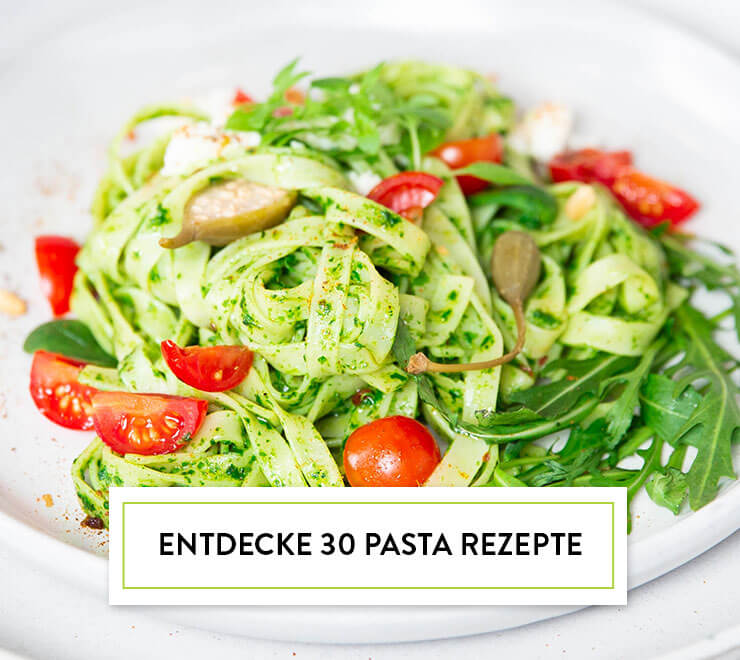 Top 20 Pastarezepte