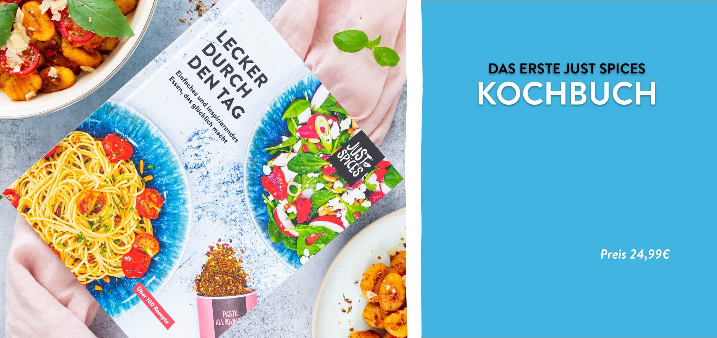 Kochbuch Verkauf