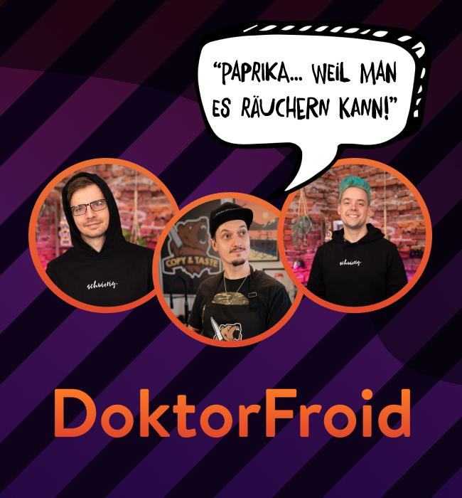 Doktorfroid x Just Spices