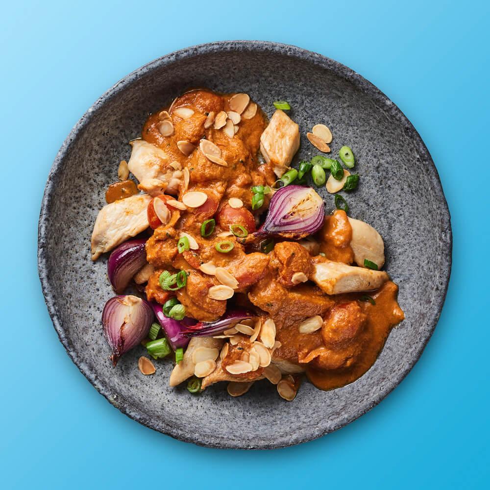 BIO Indisches Chicken - In Minutes - Chick chick Boom