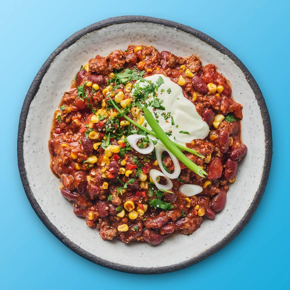 BIO Chili con Carne - In Minutes - Chili Liebe