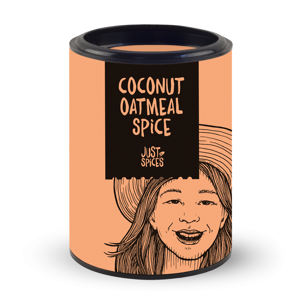 Coconut Oatmeal Spice