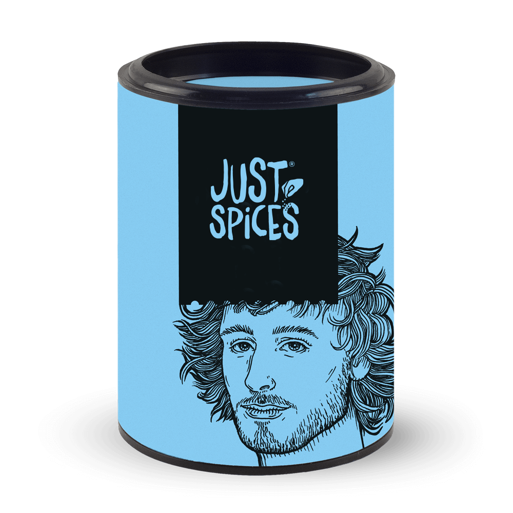 Just Spices - Sagaform Oval Oak Essig- und Ölset - Detailaufnahme