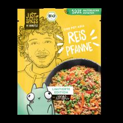 Bio One Pot Asia Reis Pfanne