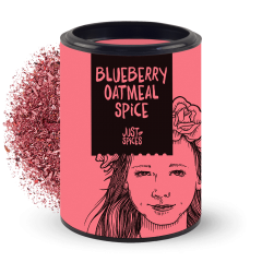 Blueberry Oatmeal Spice
