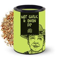 Hot Garlic and Onion Dip