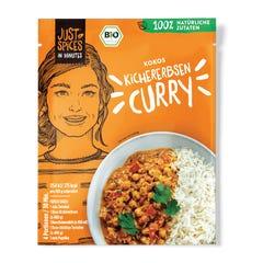 Bio Kokos Kichererbsen Curry