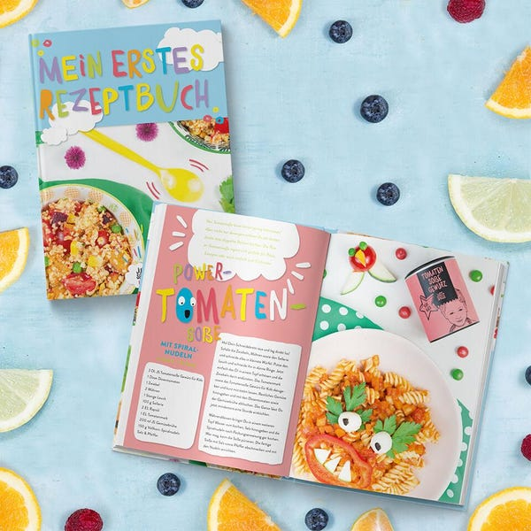 Rezeptbuch für Kids