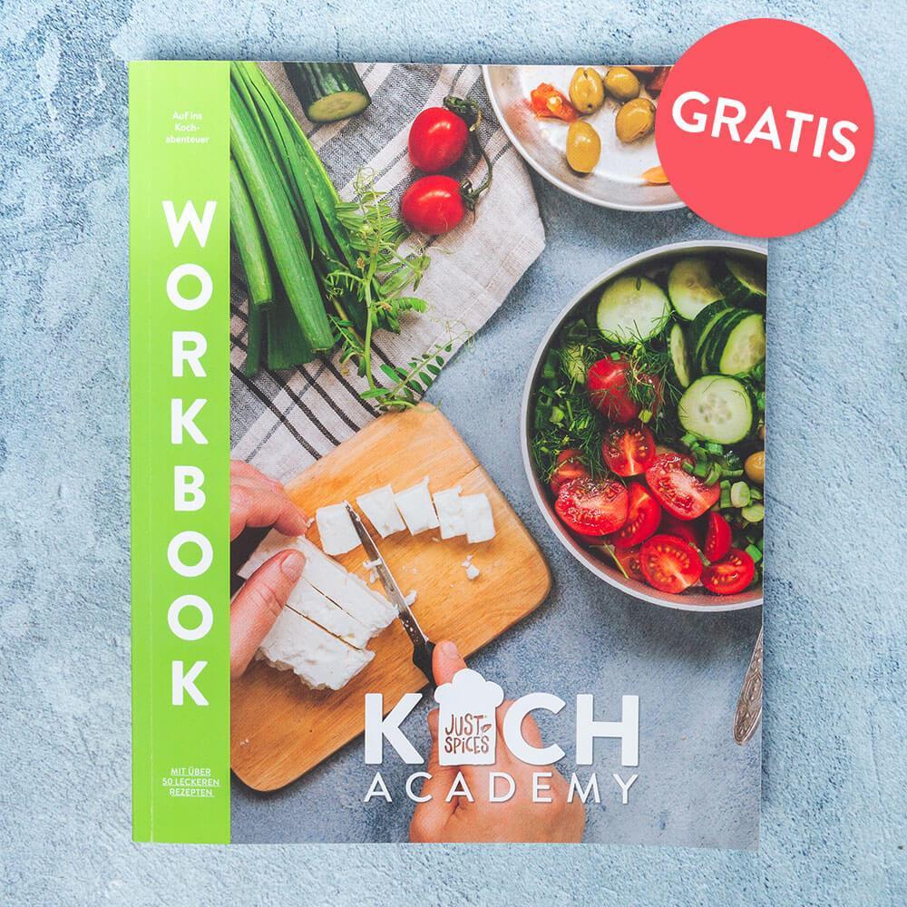 Koch Academy Gewürzbox (16er)
