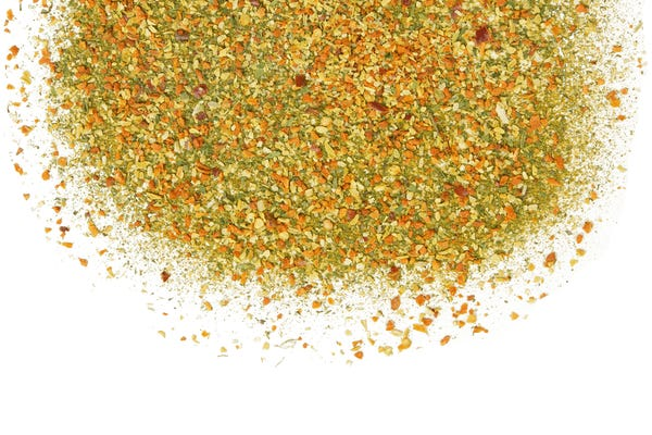 Bio Bunter Gemüse Couscous Salat