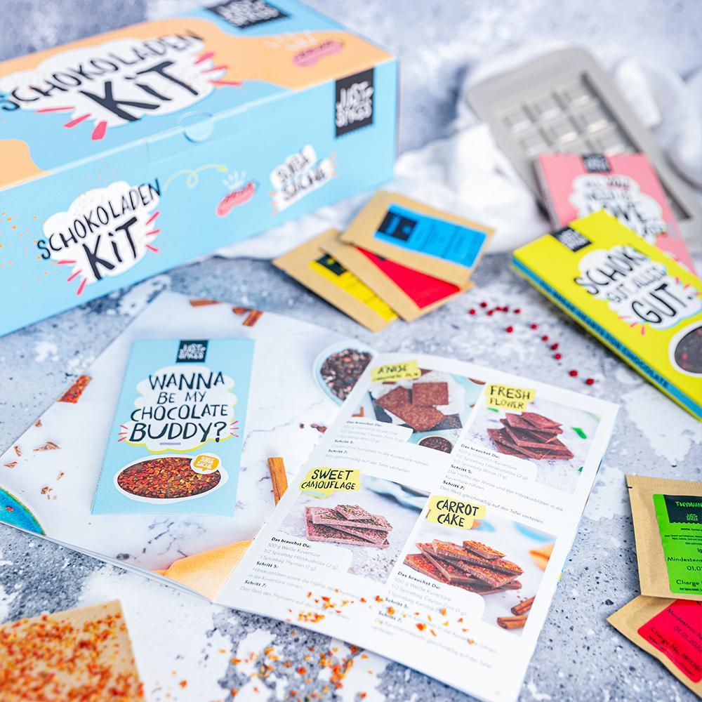 DIY Schokoladen Kit