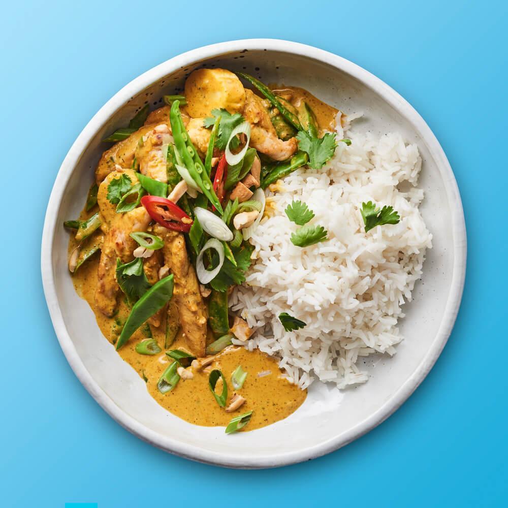 BIO Fruchtiges Thai Curry - In Minutes - Hi Thai