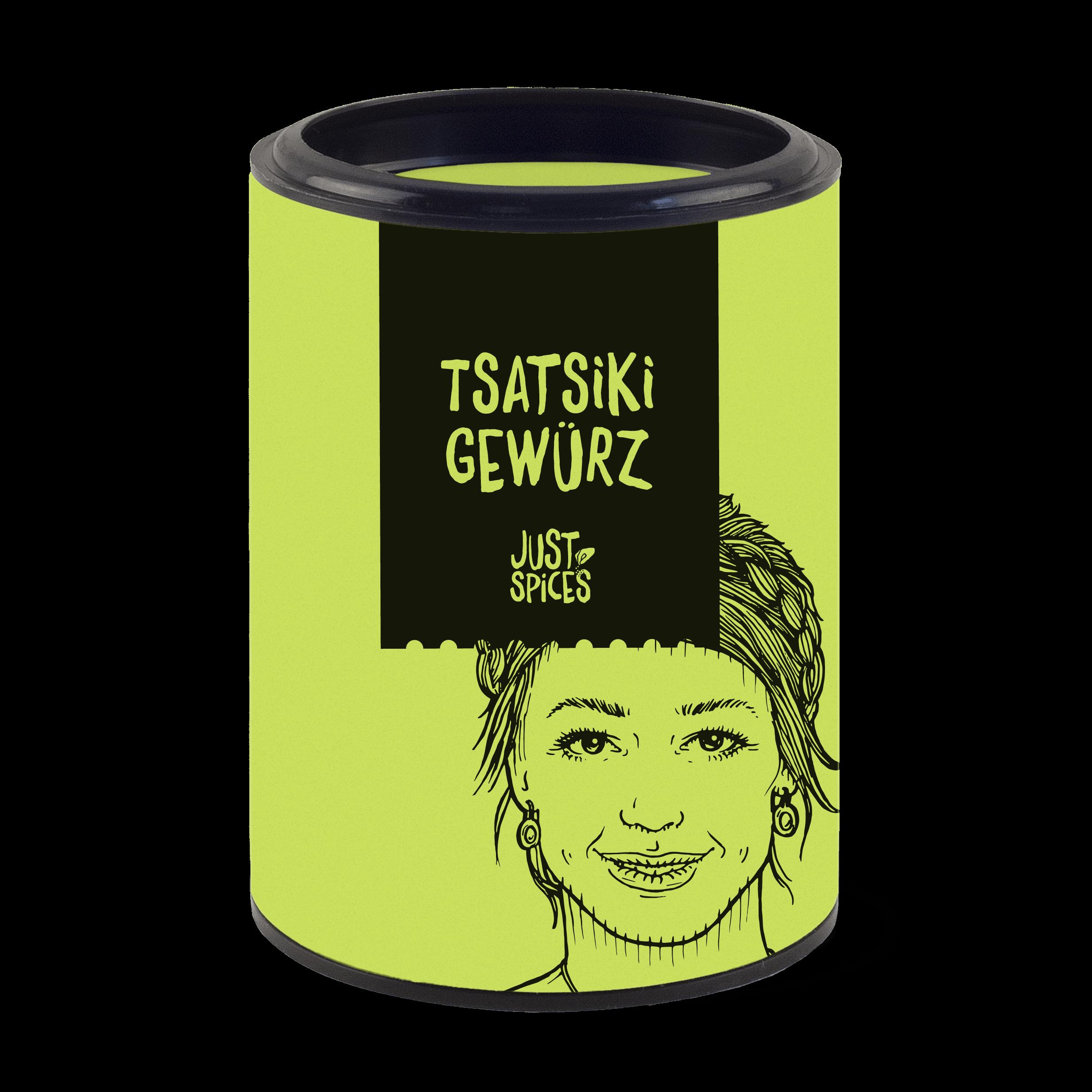 Tsatsiki Gewürz