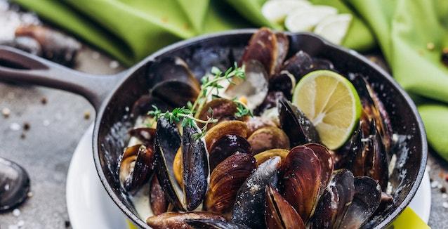 Muscheln zubereiten – Wie kocht man Muscheln?