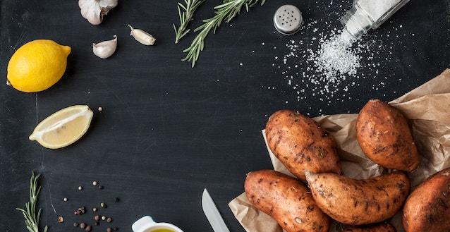 Süßkartoffeln richtig würzen