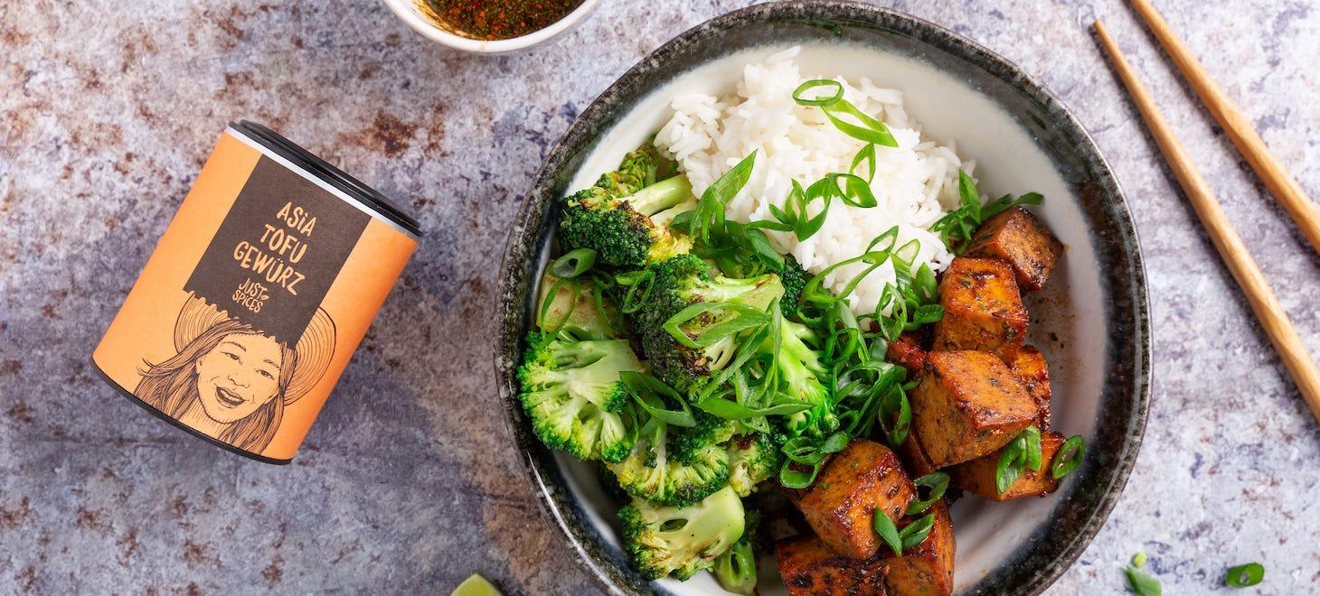 Tofu: Alles über Tofu und wie er richtig mariniert wird