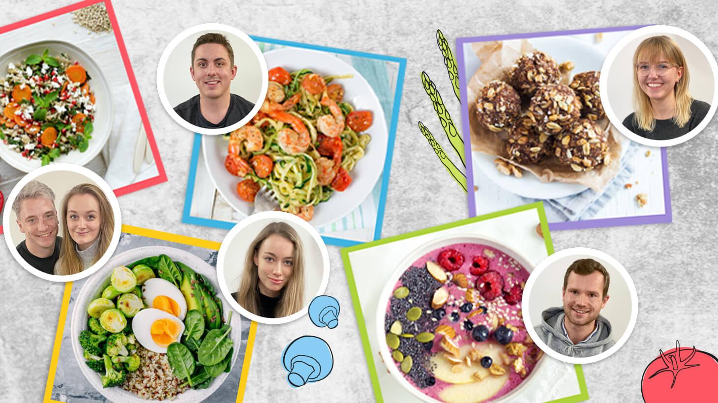 30 Tage Challenge Quiz - Welche Ernährung passt zu mir?