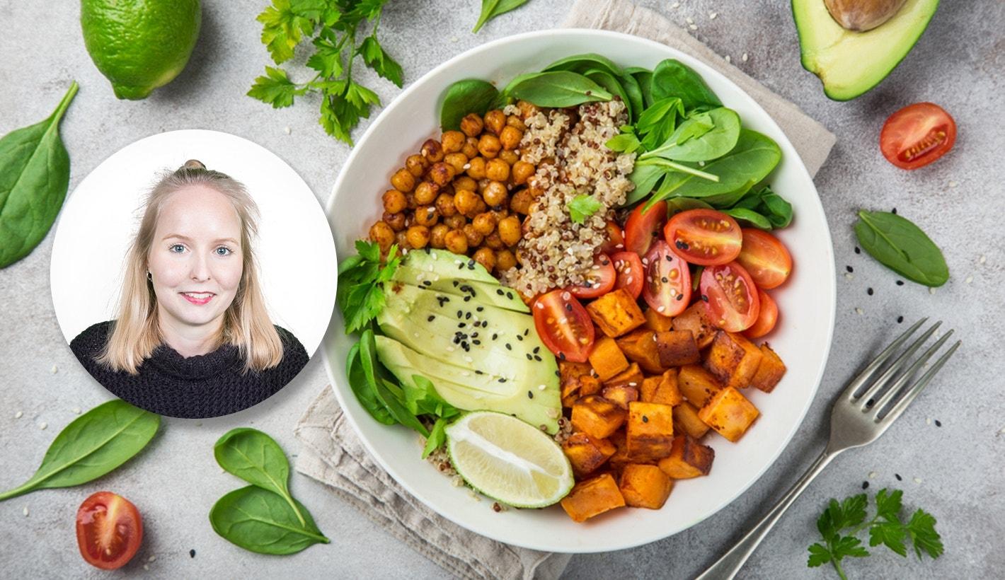 30 Tage vegan - Challenge von Hannah