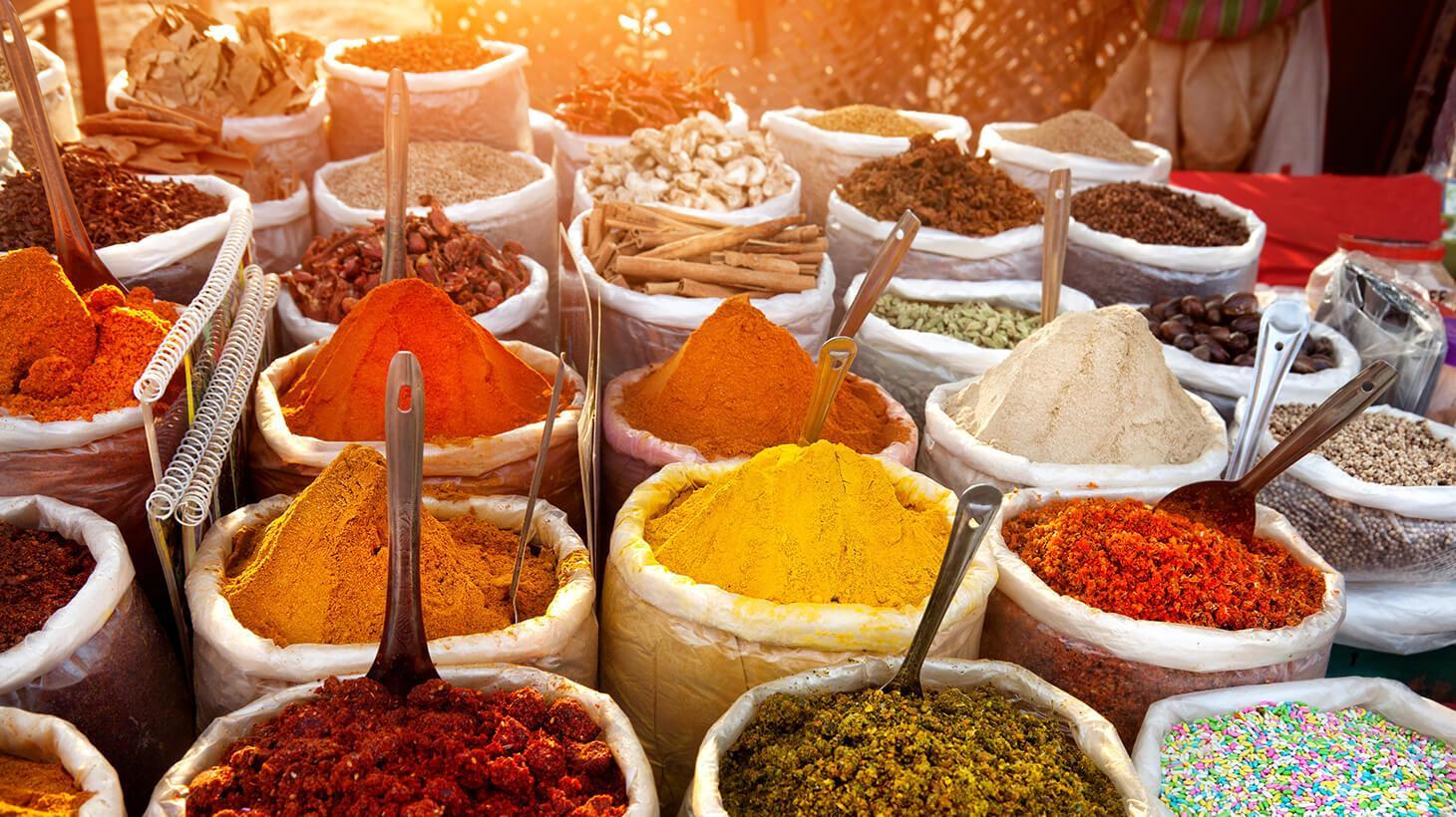 Spicy Weltreise: Die würzigsten Orte der Welt
