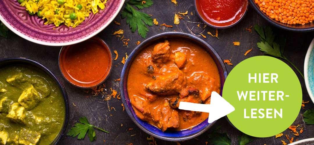 Die Küche Indiens Blogartikel