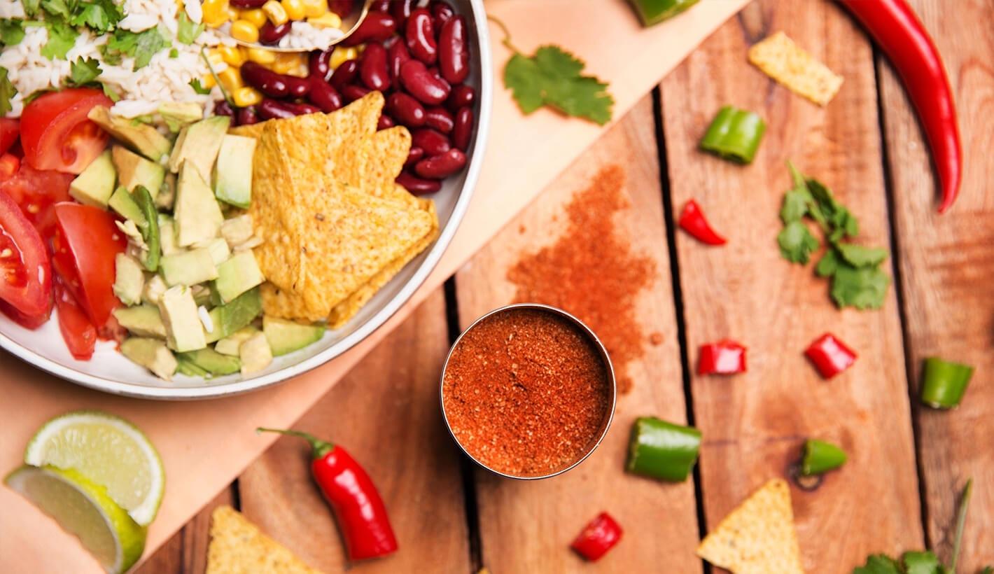 Die mexikanische Küche -  so scharf kann Kochen sein!