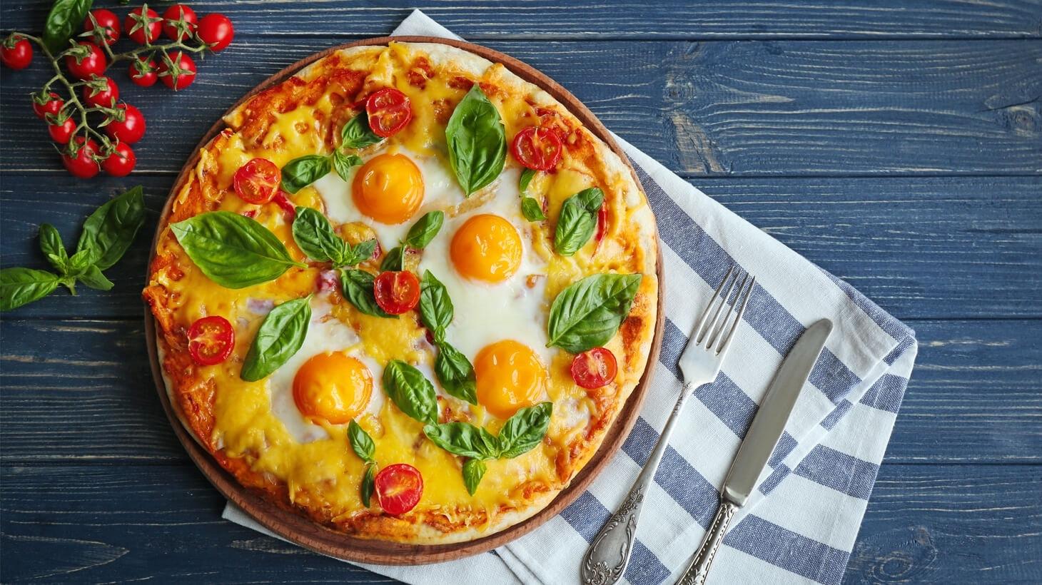 Pizza aufwärmen - so bleibt sie frisch und knusprig