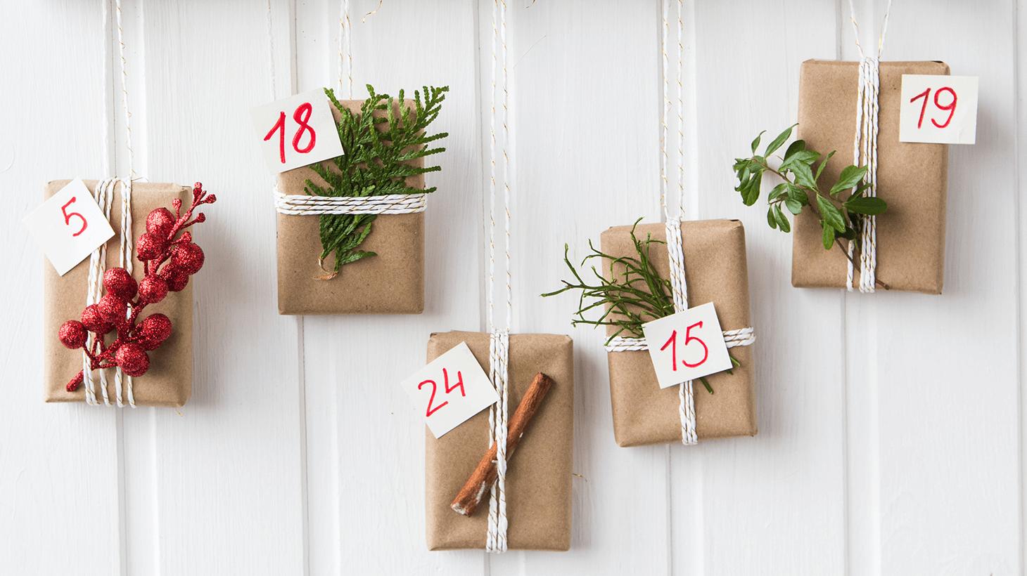 Adventskalender selber befüllen - 10 kreative Ideen für das Weihnachts-Highlight