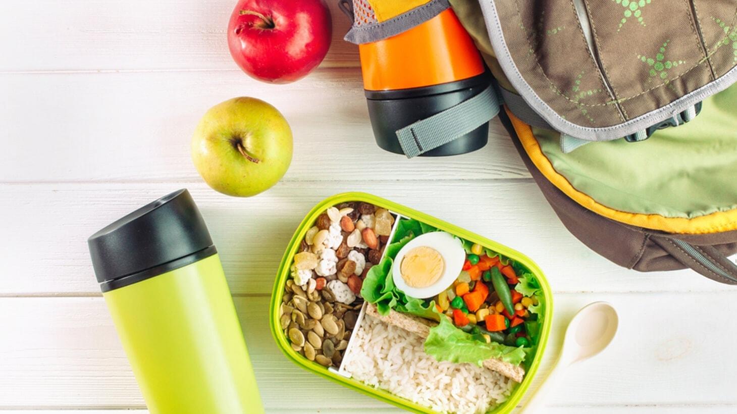 Mittagssnacks für's Büro: Die besten Tipps für die Mittagspause