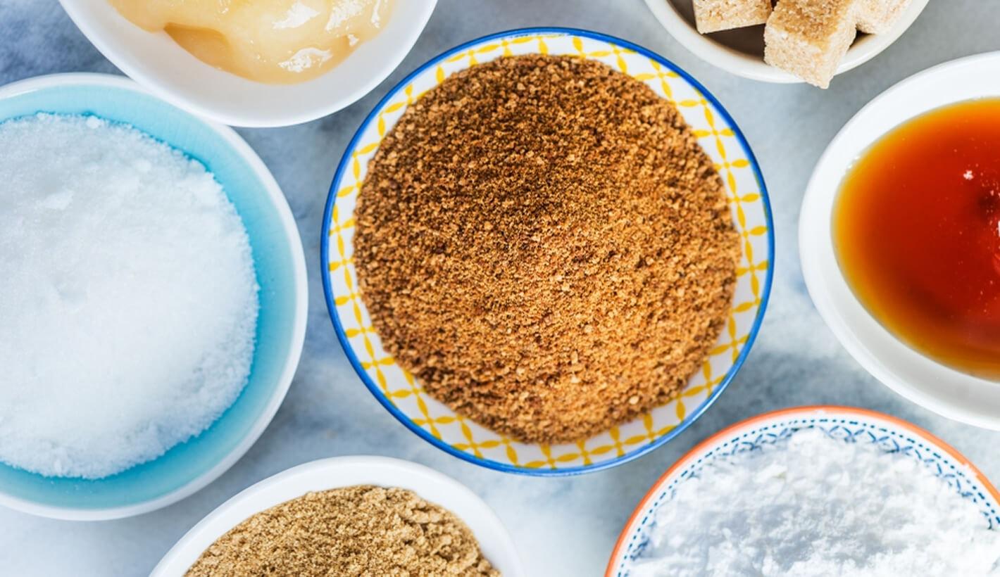 Zucker war gestern! Die perfekten Alternativen zu Zucker.
