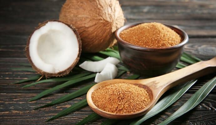 Zuckeralternative Kokosblütenzucker