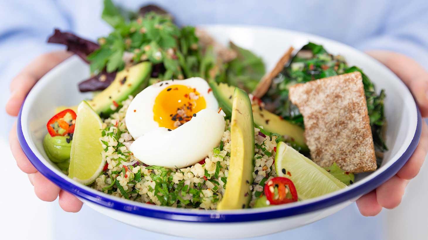 Gesunde Ernährung - mit 10 Tipps gesund ins neue Jahr