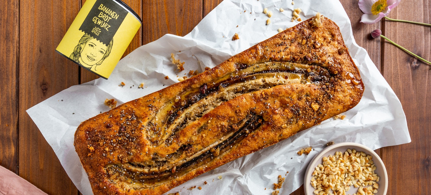 Spice up your Bananenbrot