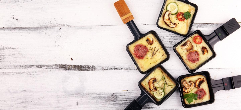Die besten Raclette Rezepte, die Du kennen musst