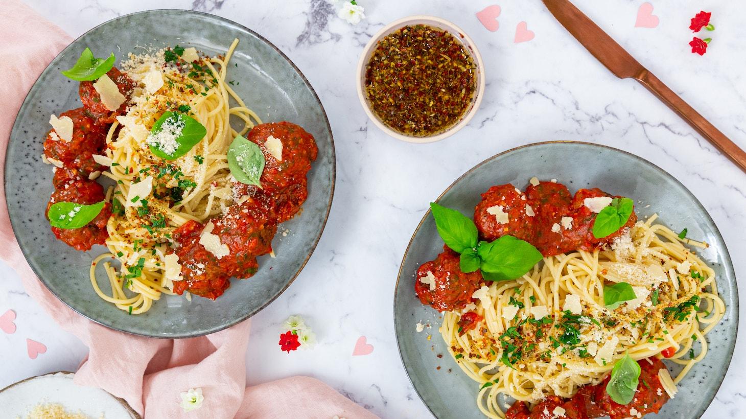 Valentinstag zu Hause: 3 Dinner-Menü Ideen