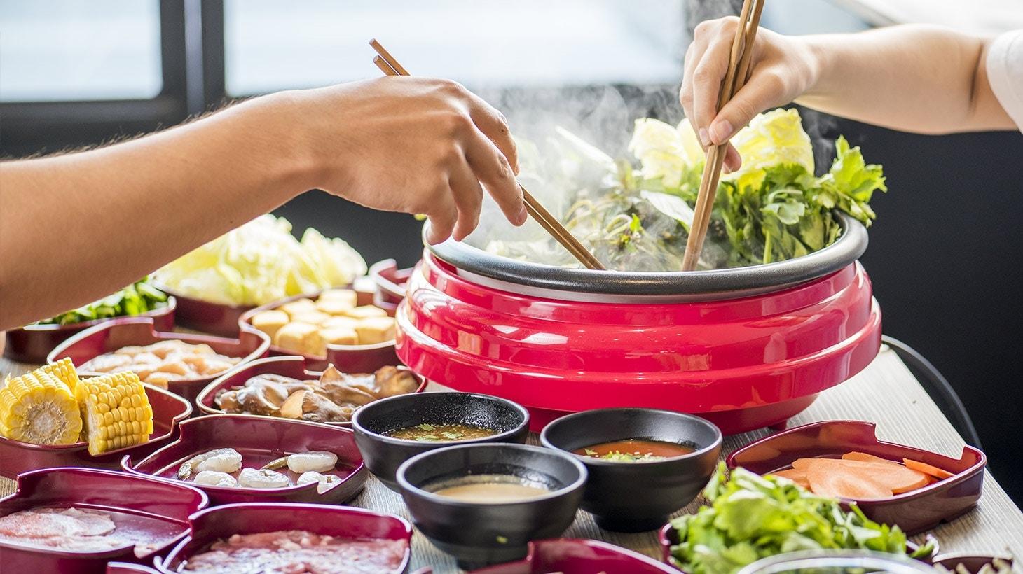 Hot Pot aus Asien - Was ist das?