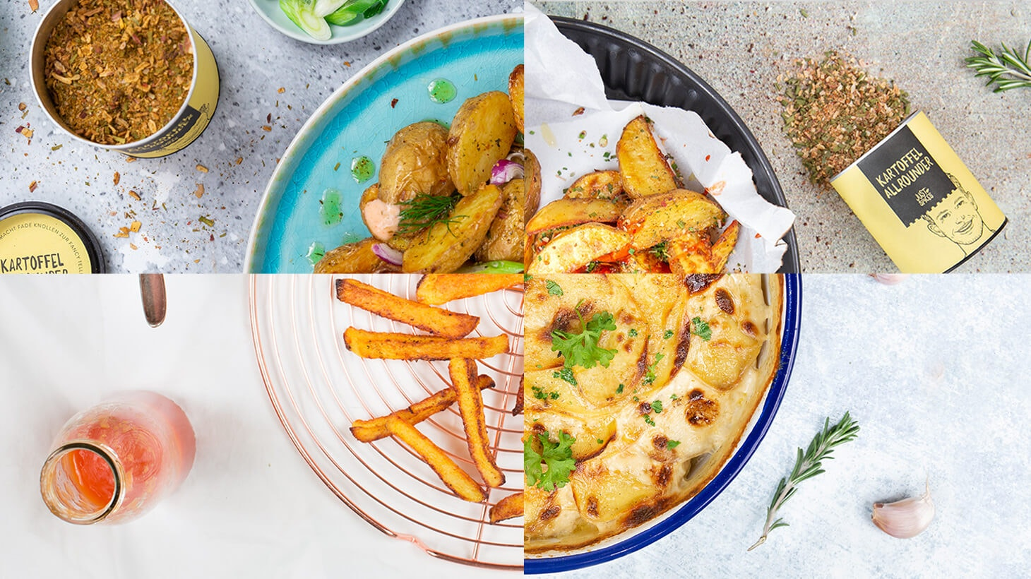 Kartoffel: Runde Sache und tolle Knolle