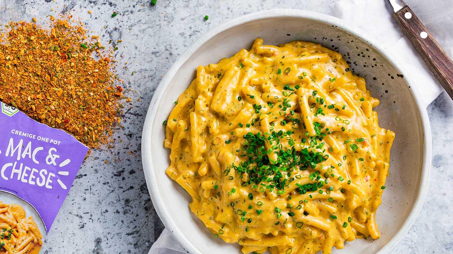 Say Cheese - wie die Makkaroni zum Käse kam