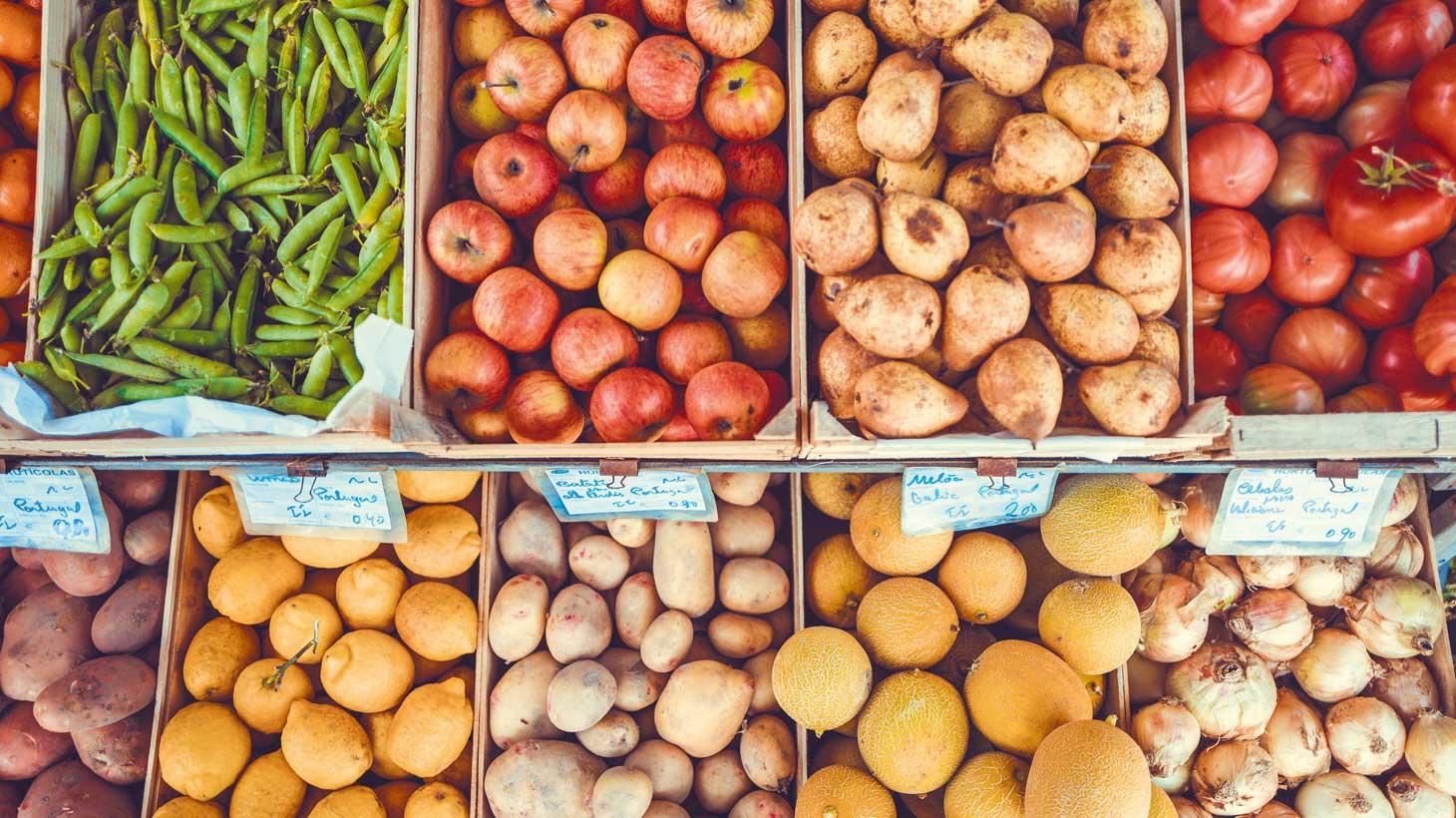Regional und saisonal: Vorteile einer umweltbewussten Ernährung