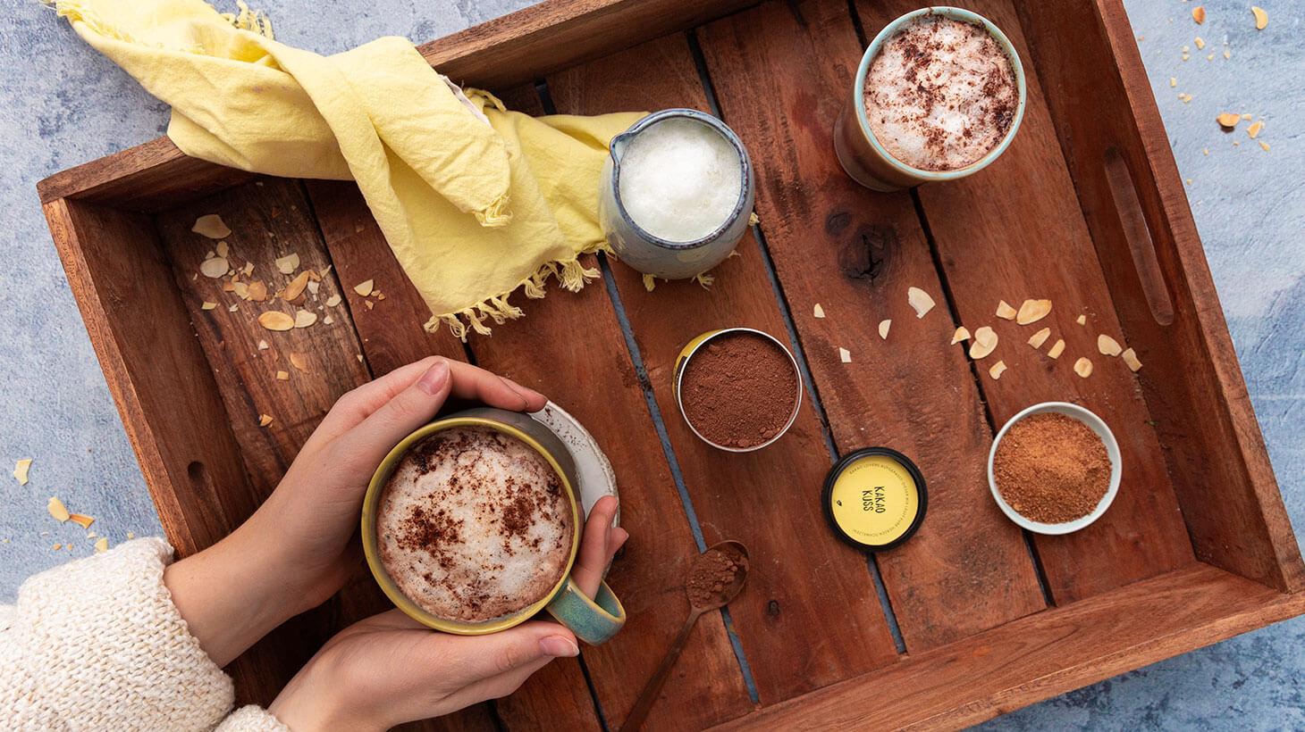 Glühwein, Pumpkin Spice Latte & Co. - Unsere liebsten Wintergetränke