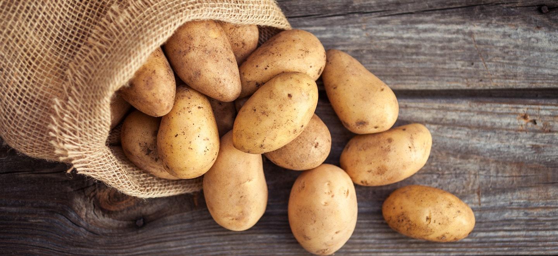 Gekochte Kartoffeln lagern im Kühlschrank und einfrieren