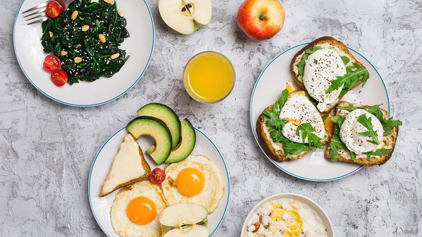 Frühstück deluxe: Unsere Frühstücksfavoriten