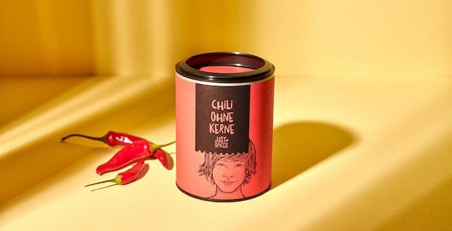 Gewürzlexikon - Chili ohne Kerne