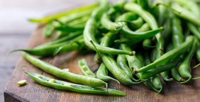 Grüne Bohnen einfrieren - So geht's richtig