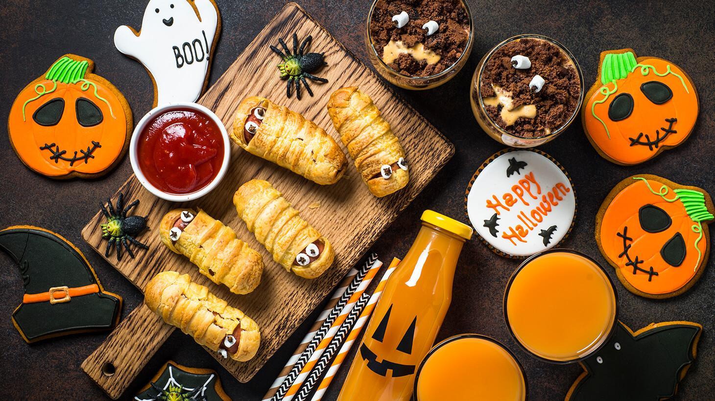 Schaurig-lecker: Die perfekten Halloween Snacks