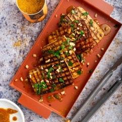 Gegrillter Asia Tofu