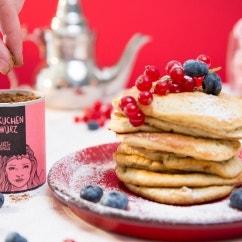Lebkuchen Pancakes