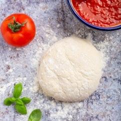 Pizzateig Thermomix