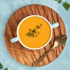 Rote Linsensuppe Thermomix